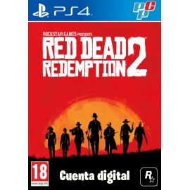 Red Dead Redemption 2 cuenta digital